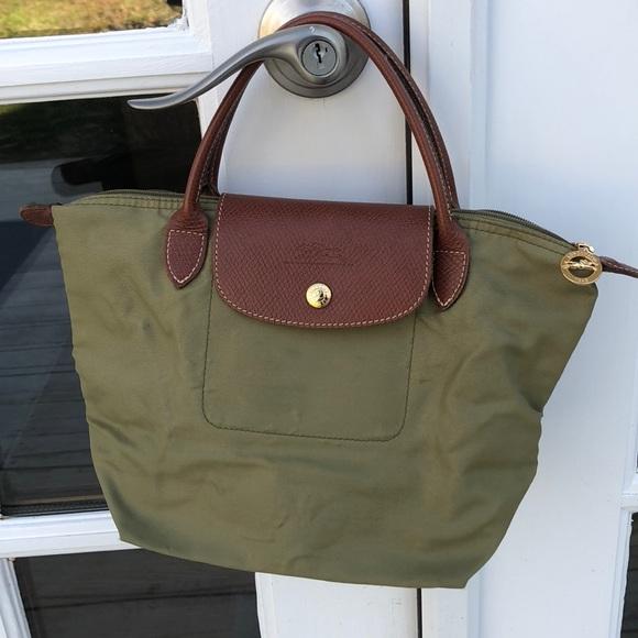90d9c00b45e2 Longchamp Handbags - Long champ 1948 mini tote